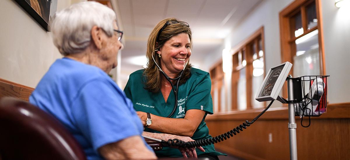 Watson Nurse
